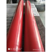 China 22Mpa , 40shore A , Pink Red Pure Natural Rubber Sheet , Gum Rubber Sheet , Latex Sheet , Para Rubber Sheet on sale