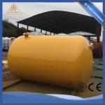 60 Gallon Nitrogen Storage Tank , 200 PSI Pressure Nitrogen Air Compressor Reserve Tank