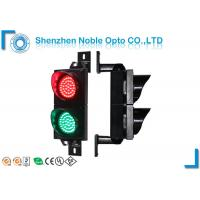 Wholesale 100mm Red Green Traffic Light 45led For Polycarbonate car parking from china suppliers