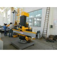 China High Precision Hydraulic Bending Machine Tank Welding Manipulator For Straight Seam / Circle Seam for sale