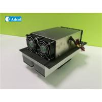 Wholesale Electrical Thermoelectric Air Conditioner 120W 24V DC Semiconductor Technology from china suppliers