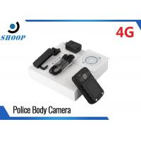 Quality GPS WIFI Law Enforcement Body Camera , Small Police Using Body Cameras for sale