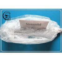 Wholesale Pure 99% Oral Stanozolol Raw Steroid Powders Winstrol CAS 10418-03-8 from china suppliers