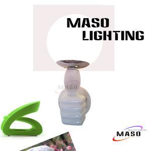 China MASO Simple Indoor Wall Lamp Thumb Shape Lobby Applicatable LED E27 Bulb Globe Glass Cover on sale