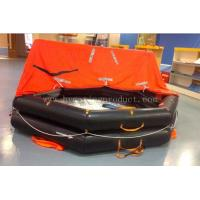 Wholesale KHA type throw-over board inflatable liferafts from china suppliers