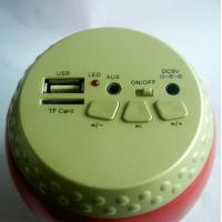 Wholesale USB2.0 Portable Mini Drum Speaker With USB Powered from china suppliers