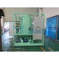 CE ISO Vacuum Transformer Oil Centrifuging Machine for sale