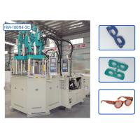 China Fashion Multi Color Injection Molding Machine 3 Layers 3 Colors For Sunglasses Frame for sale