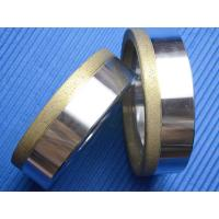 Buy cheap Made in China glass edge polishing tool diamond abrasive grinding wheel from Wholesalers