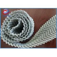 Wholesale Personalized Length Woven Technique Knitted Wire Mesh For Making Demister Pad from china suppliers