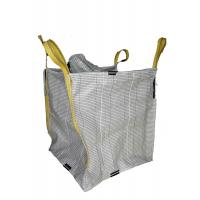 Wholesale 2200LBS U Panel Empty Bulk Bags , Sand / Cement Packing Woven Jumbo Bags from china suppliers