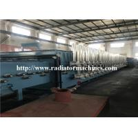 Continuous Muffle Mesh Belt Heat Treatment Furnace for sale