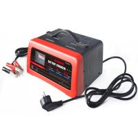 Quality Lead Acid Car Battery Charger 6v 24v Automatic Battery Charger , 2a / 6a / 10a for sale