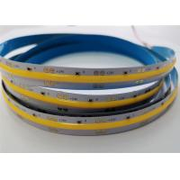 China COB Flexible LED Strip Lights DC 24V Warm / Cool White 180° Big View Angle Flip Chip on sale