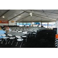 China Professional Outdoor Event Tent , Backyard Event Tents As Hotel / Restaurant for sale