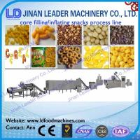 Wholesale Core filling inflating snacks food processing line core filling food processing line from china suppliers