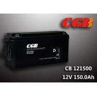 Wholesale SLA CB121500 deep cycle 12v battery , 150AH Long Life Lead Acid Battery For EPS from china suppliers
