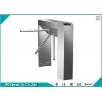 Wholesale Semi Automatic Tripod Turnstile Security Systems, RFID Waist High Turnstiles from china suppliers