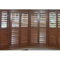 Wholesale Basswood Plantation Window Shutter Components from china suppliers