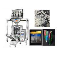Wholesale 4 Head Automatic Rice Packing Machine , Bean / Rice Bag Packing Machine from china suppliers