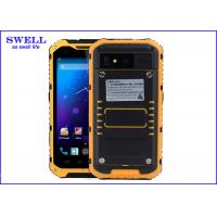 China 4.3 Inch IP68 GPS / AGPS NFC Android Land Rover Smart Phone A9 With Dual SIM on sale