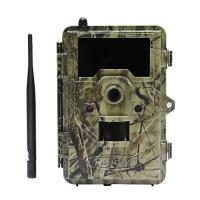 Wholesale 1920*1080P 3G 32 LEDS 6V DC external Trail Camera That Email Pictures / HD Hunting Cameras For Deer from china suppliers