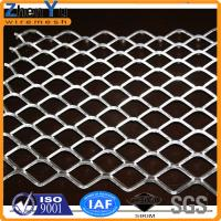 Buy cheap galvanized expanded metal mesh roll and sheet factory from Anping China from wholesalers