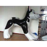 Wholesale Indoor Inflatable Wolf Decoration , Airtight PVC Inflatable Wolf for Decoration from china suppliers