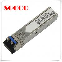 Wholesale 40km SFP ER Optical Transceiver Module Single Mode Duplex LC 10Gb/s CWDM 1270/1450nm from china suppliers