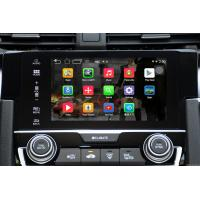 Buy cheap Mirror link 1.6 GHz Quad core Android navigation box interface for 16 honda civic from Wholesalers