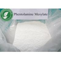 Wholesale 99% Raw Powder Phentolamine Mesylate For Sex Enhancer CAS 65-28-1 from china suppliers