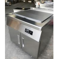Wholesale Commercial Electric Induction Griddle Restaurant Stainless Steel Griddle from china suppliers