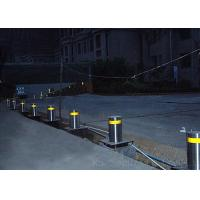 Wholesale Electrically Operated Hydraulic Bollards / Automatic Rising Bollards For Driveways from china suppliers