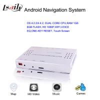 Buy cheap Plug / Play Android Navigation System Network Map Received / Send E - Mail from Wholesalers