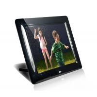 Wholesale Black HDMI MP3 / WMA 8 Digital Video Photo Frame With Music 350cd/m2 from china suppliers