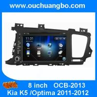 Wholesale Ouchuangbo DVD GPS Navigation for Kia K5 /Optima 2011-2012 Car Multimedia Stereo System OCB-2013 from china suppliers