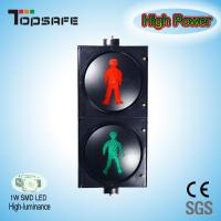 Wholesale 300mm (12 inches) High Power Pedestrian Signals (TP-RX300-3-302-HP) from china suppliers