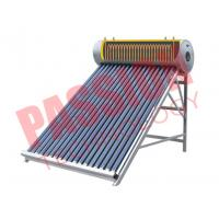 China 150L Solar Preheat Hot Water Heater Copper Coil  on sale