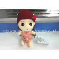 Quality Recordable Music Sound Box With One Button For Stuffed Animals , Plush Toy , for sale