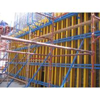Conventional Concrete Wall Formwork H20 Timber Beam Formwork , Lightweight for sale