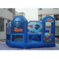 Buy cheap Funny Inflatable Toddler Playground , Waterproof Inflatable Air Castle With CE Blower from wholesalers