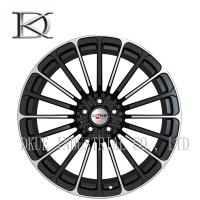 Buy cheap OEM Light Auto Racing Wheels Replica Alloy 20 Inch Chrome Rims 4 Holes 5 Holes 8 Holes from wholesalers