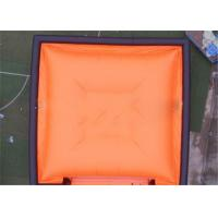 China New Design Soft Inflatable Foam Pit Air Bag Inflatable Jumping Air Bag For Stunt on sale