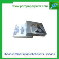 Wholesale OEM Printing Lid and Base Boxes Rigid Cardboard Boxes Set-Up Boxes Paper Gift Box from china suppliers