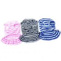 Quality Dog Cat Puppy Clothes Pet Apparel Striped Princess Bowtie Dress for sale