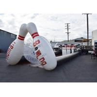 Wholesale Adults And Kids Outdoor Sport Games Inflatable Deluxe Human Bowling from china suppliers
