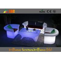 Wholesale Breaking-proof , Impact-proof LED Bar Tables with LED light change 16 colors from china suppliers