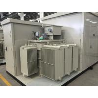 Wholesale 35kV Oil  /  Dry Type Transformer Prefabricated Substation For Wind & Photovolaic from china suppliers