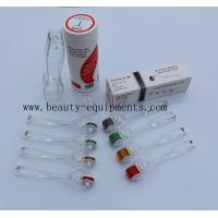 Wholesale 192 / 75 Needles Derma Rolling System , Skin Rejuvenation Micro Needle Roller Therapy from china suppliers