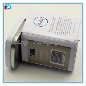 Wholesale Fashion Coffee tea tin box from china suppliers